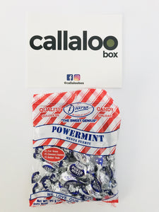 Callaloo Box Trinidad Tobago Subscription Box Caribbean Online Grocery_Diana Powermints