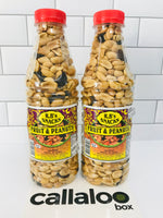Load image into Gallery viewer, R.B's Snacks Fruit & Peanuts - 16oz