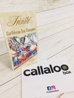 Callaloo Box Trinidad and Tobago Caribbean Subscription Box online grocer Cafe Trinite Caribbean Tea Flavors Coconut Tea