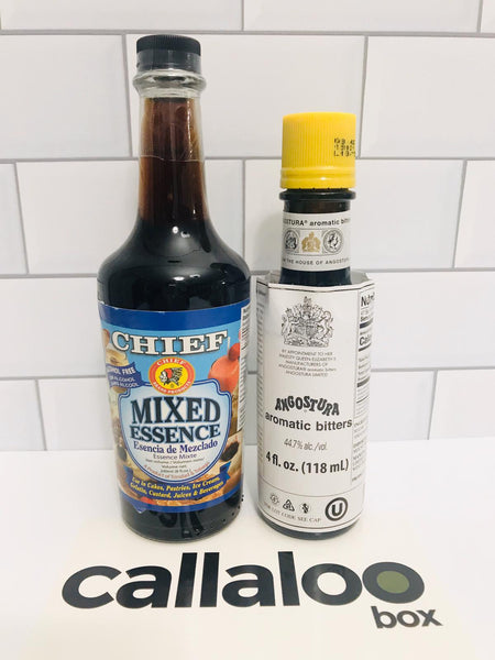 Angostura Aromatic Bitters + CHIEF Mixed Essence Bundle