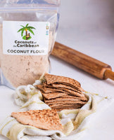 Coconuts of the Caribbean Whole Coconut Flour - 16 oz (1lb)