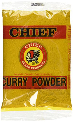 Callaloo Box Chief curry powder Trinidad online grocery store