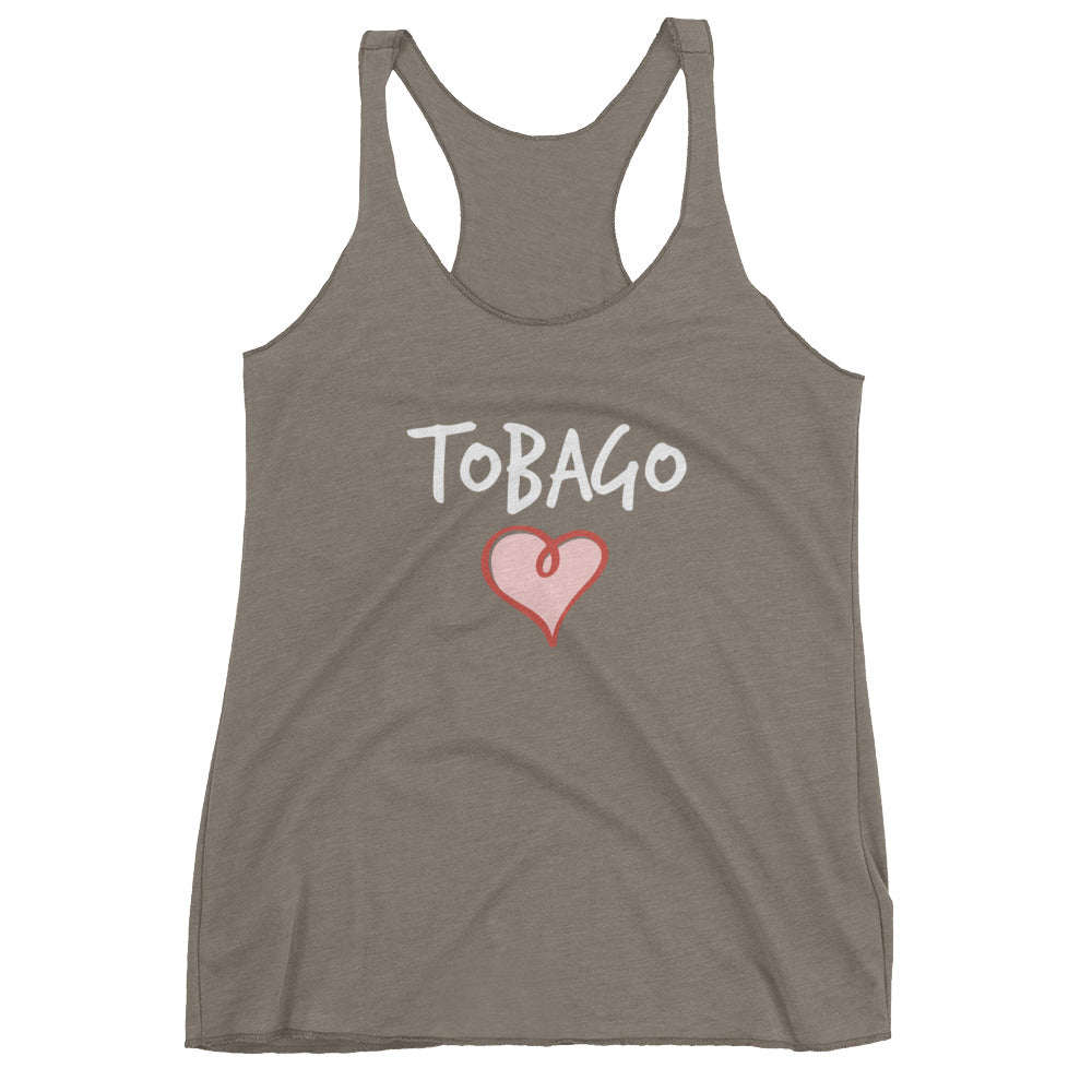 Tobago Love - Ladies' tank top (13 colors)
