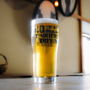 Brewhouse Imperial Pint Glass [NEW ITEM]