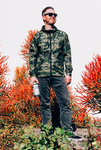 Camouflage Windbreakers [NEW ITEM]