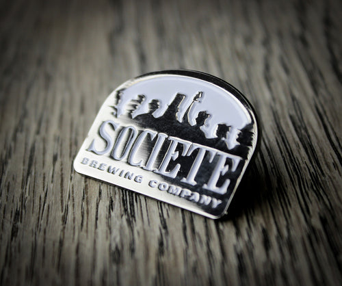 Reflective Societe Pin [NEW ITEM]