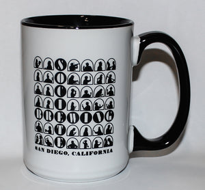 Silhouette Coffee Mug [NEW ITEM]