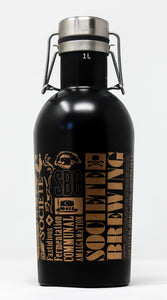 Double-Walled Insulated Growlers
