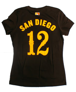 Women's San Diego Tee [NEW ITEM]