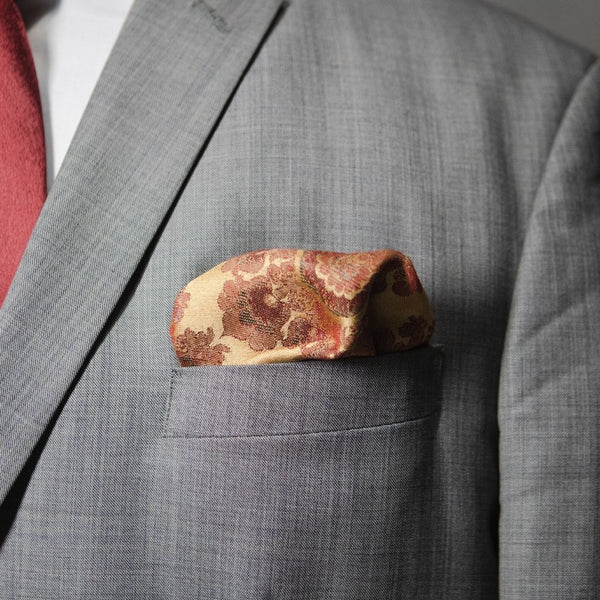 Punjab | Jacquard | Pocket Square