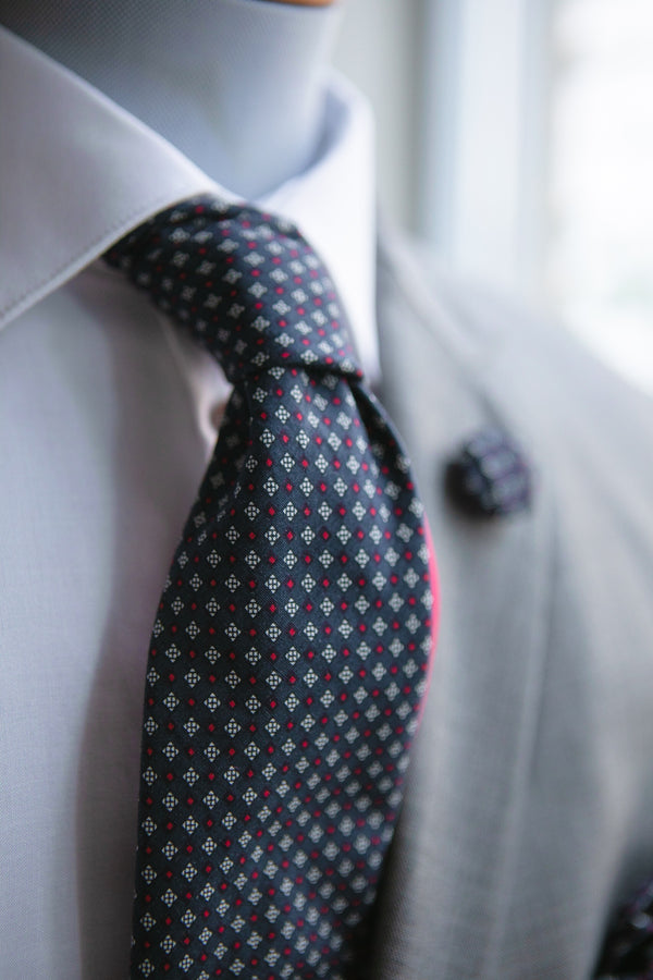 Downtown | Cotton | Tie | Made To Order