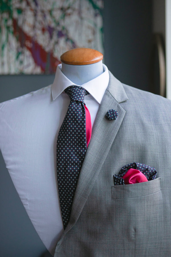 Downtown | Cotton | Button Knot