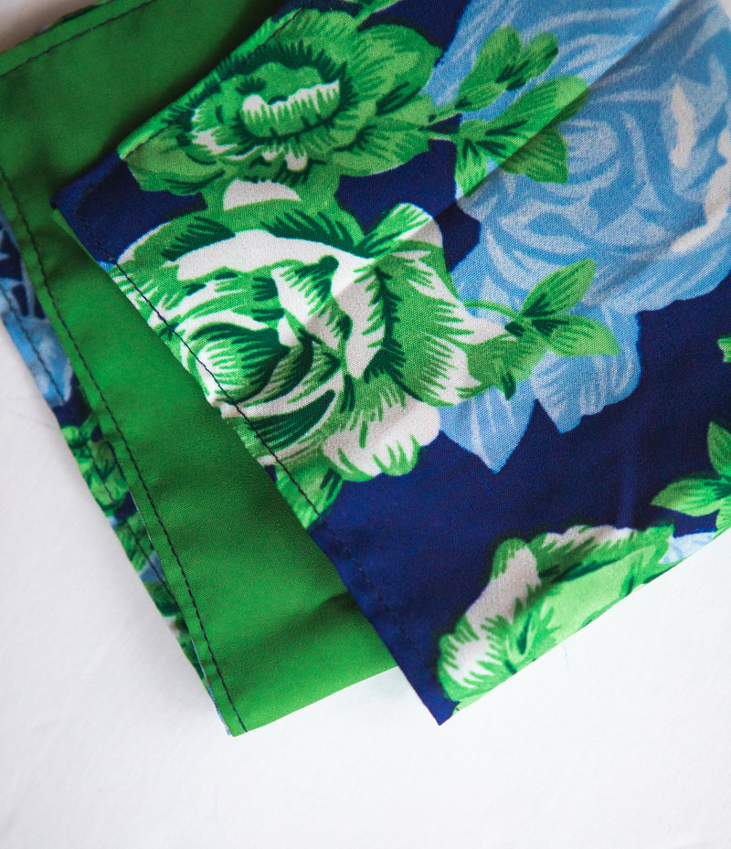 Green Roses | Floral | Square
