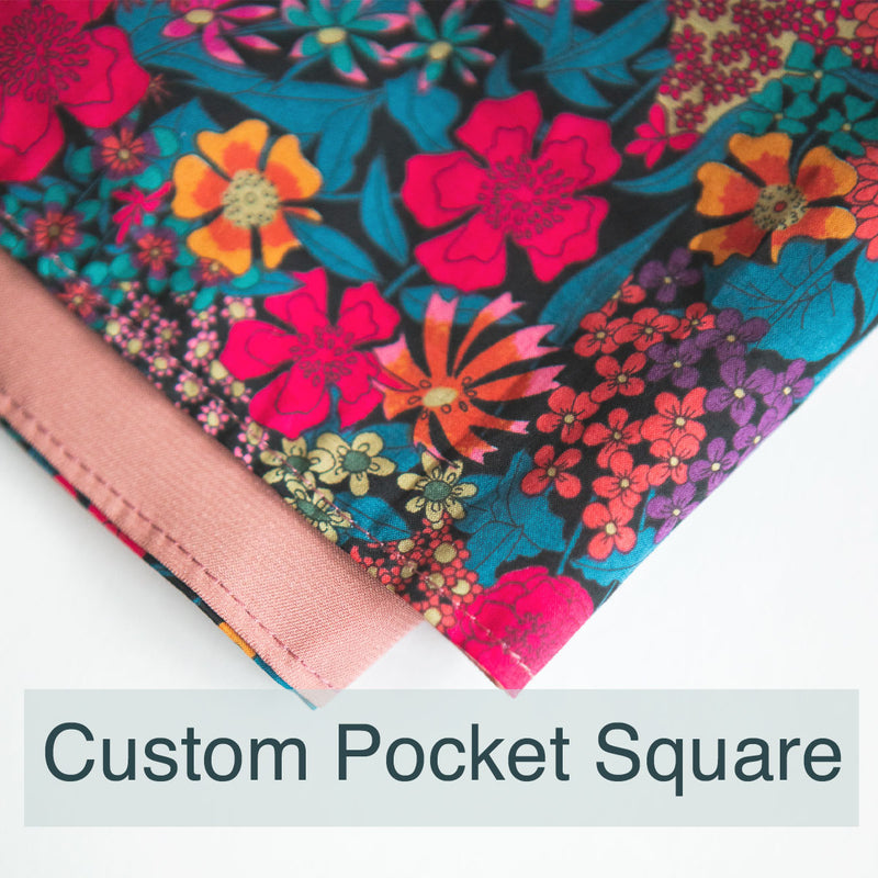 Custom Pocket Square | e-gift card