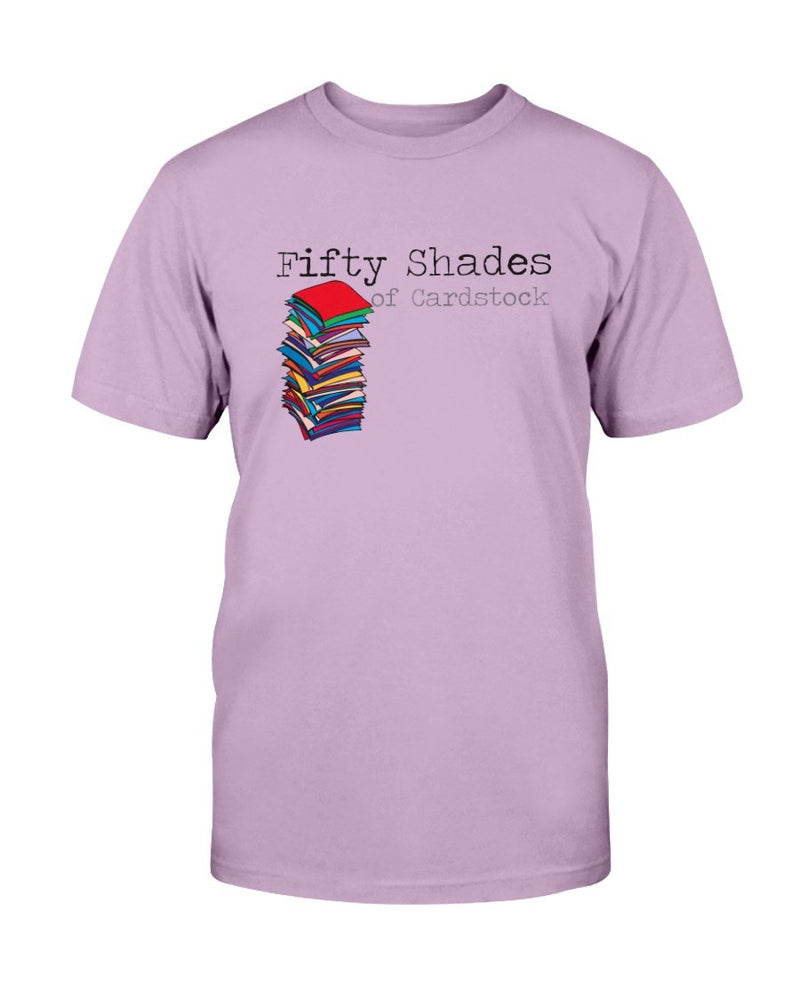 50 Shades Scrapbook T-Shirt - Two Chicks Designs