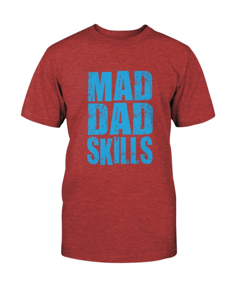 Mad Dad Skills Tee - Two Chicks Designs