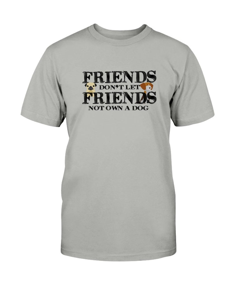 Friends Dog T-Shirt - Two Chicks Designs