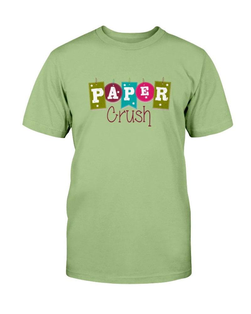 Paper Crush Scrapbook T-Shirt - Two Chicks Designs