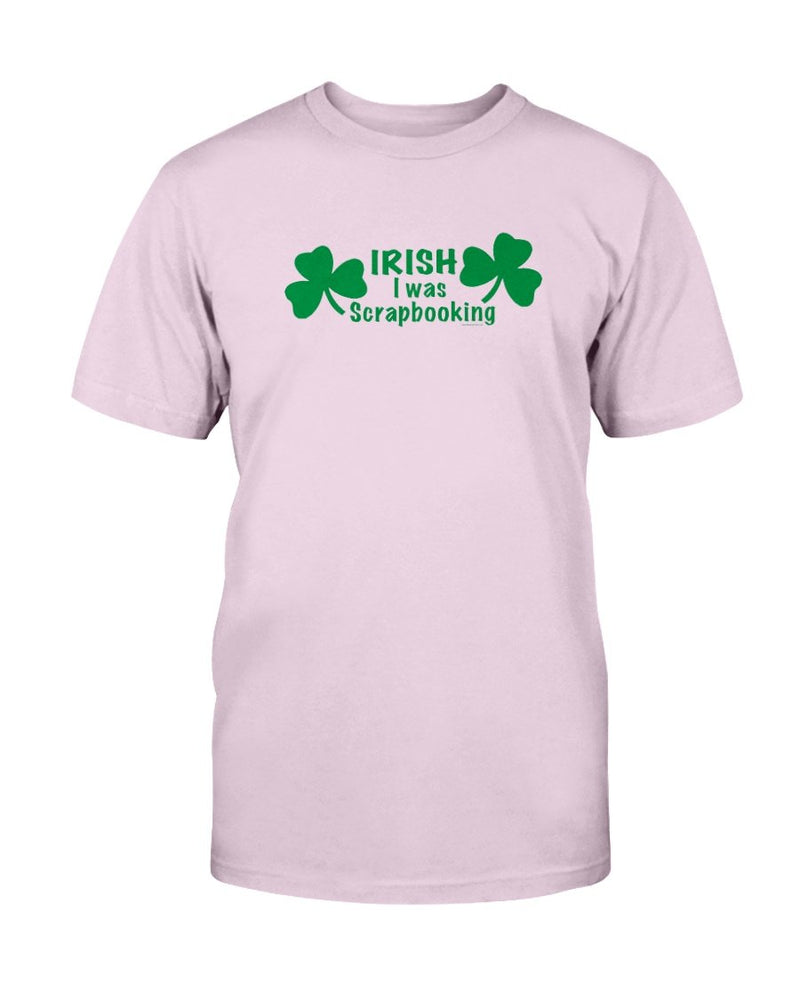 Irish Scrapbook T-Shirt - Two Chicks Designs