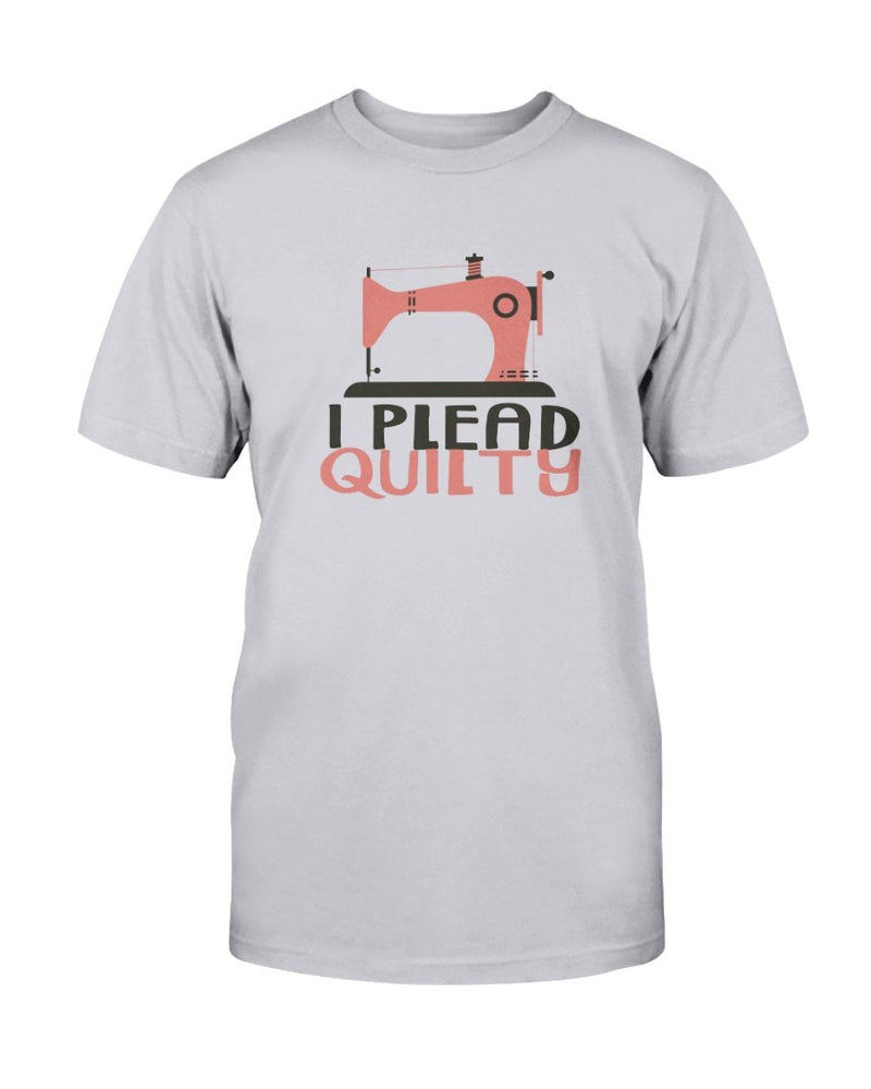 Plead Quilting T-Shirt - Two Chicks Designs