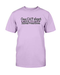 One Cat Short Tee