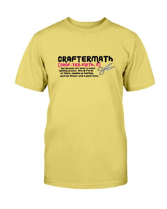 Craftermath Quilting T-Shirt