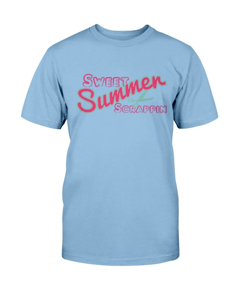 Sweet Summer Scrapbook Tee - Two Chicks Designs