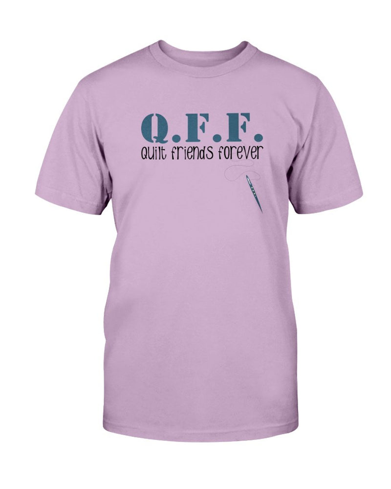 QFF Quilting T-Shirt - Two Chicks Designs