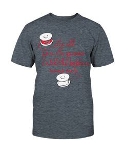 Fun and Games Quilting T-Shirt