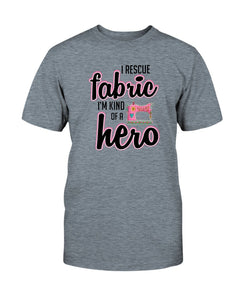 Fabric Hero Quilting T-Shirt