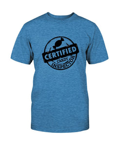 Certified Candy Inspector Tee