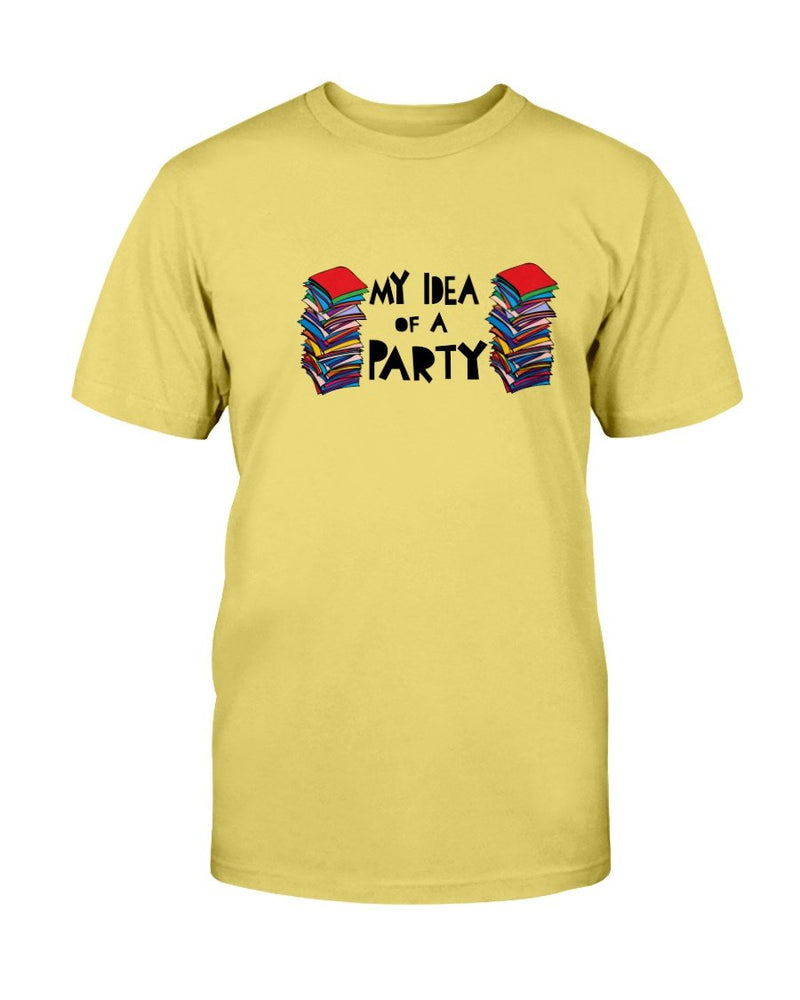 Idea of Party Scrapbook T-Shirt - Two Chicks Designs