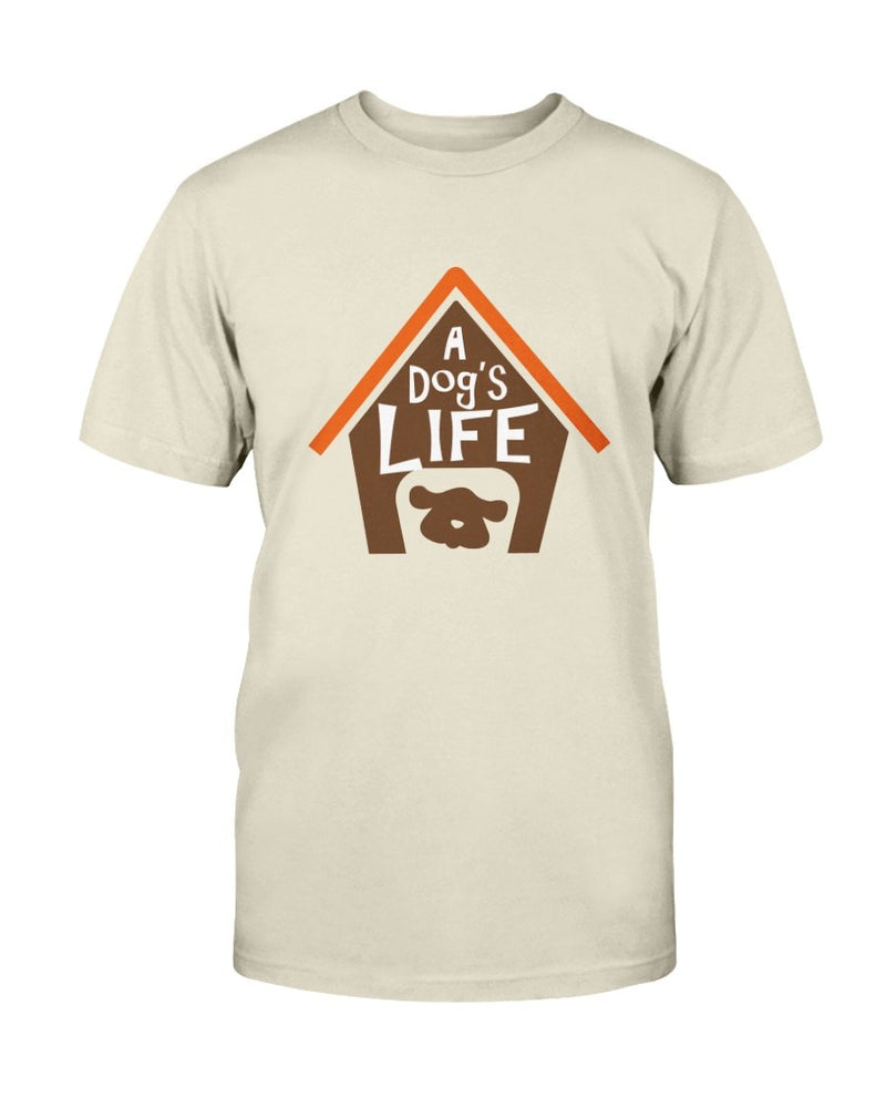 A Dog's Life T-Shirt - Two Chicks Designs