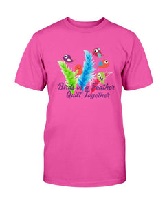 Birds of a Feather Quilting T-Shirt