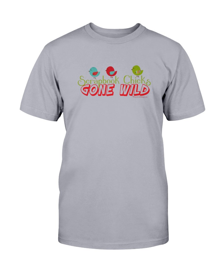 Gone Wild Scrapbook T-Shirt