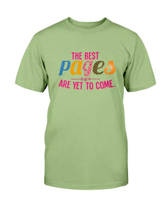 Best Pages Scrapbook T-Shirt