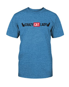 Crazy Cat Lady Tee