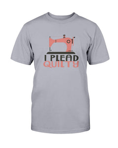 Plead Quilting T-Shirt