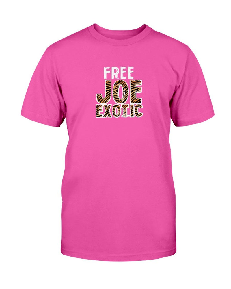 Free Joe Exotic Tee - Two Chicks Designs