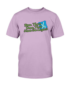 Been There Scrapbook T-Shirt