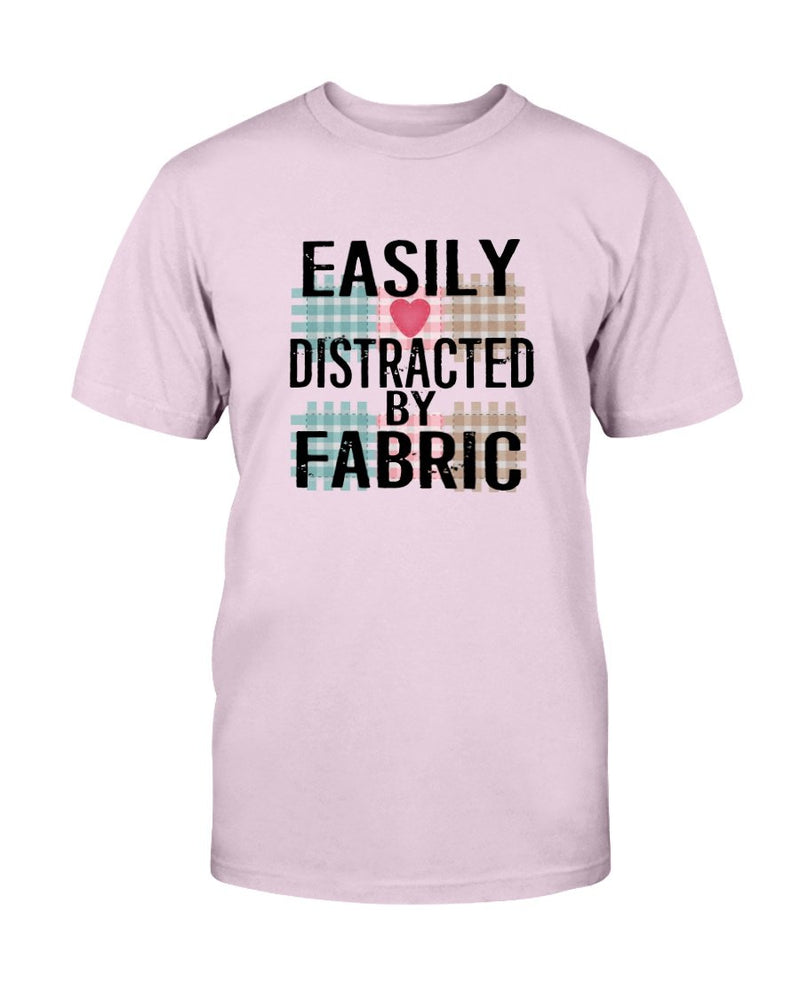 Easily Distracted Quilting T-Shirt - Two Chicks Designs