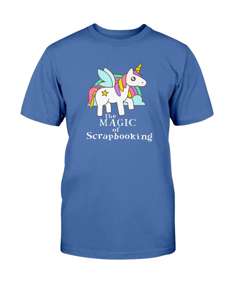 Magic of Scrapbooking T-Shirt - Two Chicks Designs