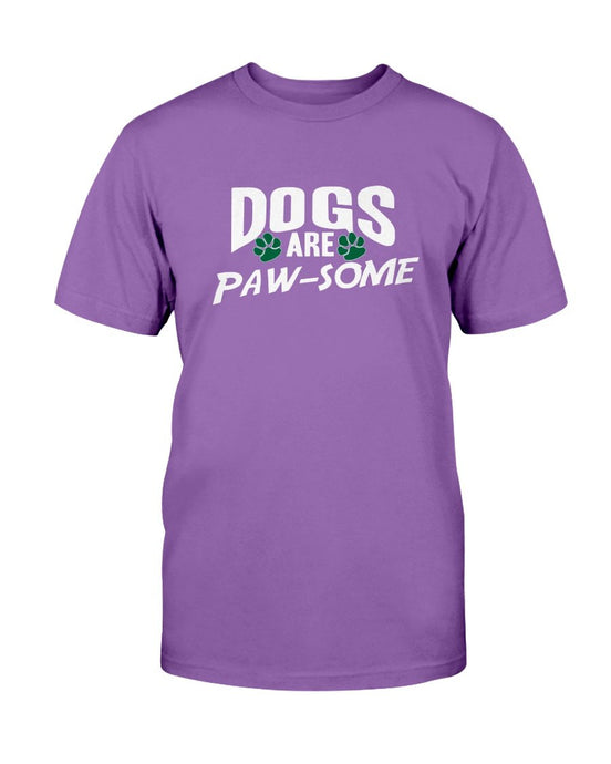 Dog are paw-some Tee