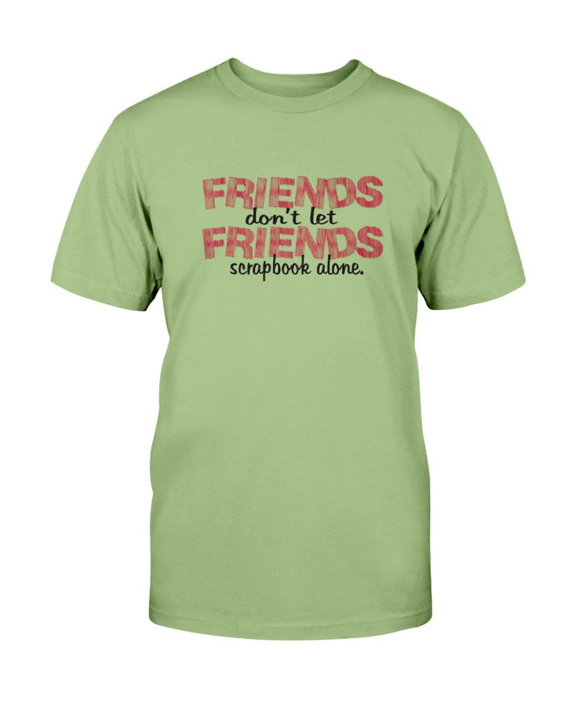 Friends Scrapbook T-Shirt - Two Chicks Designs