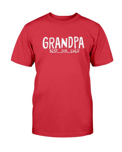 Grandpa Best Job T-Shirt