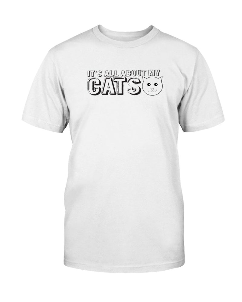 All About Cat T-Shirt - Two Chicks Designs