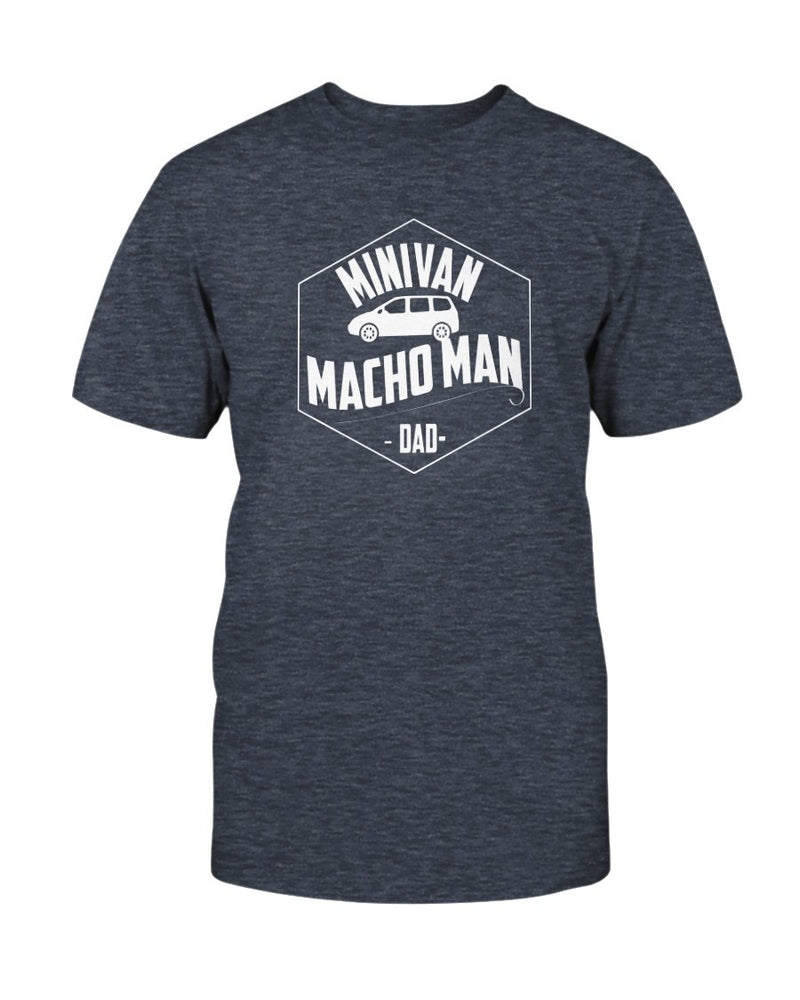 Minivan Macho Man Tee - Two Chicks Designs