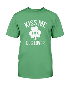 Kiss Me Dog Lover Tee