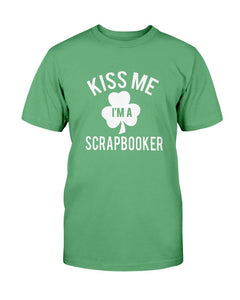 Kiss Me Scrapbooker Tee