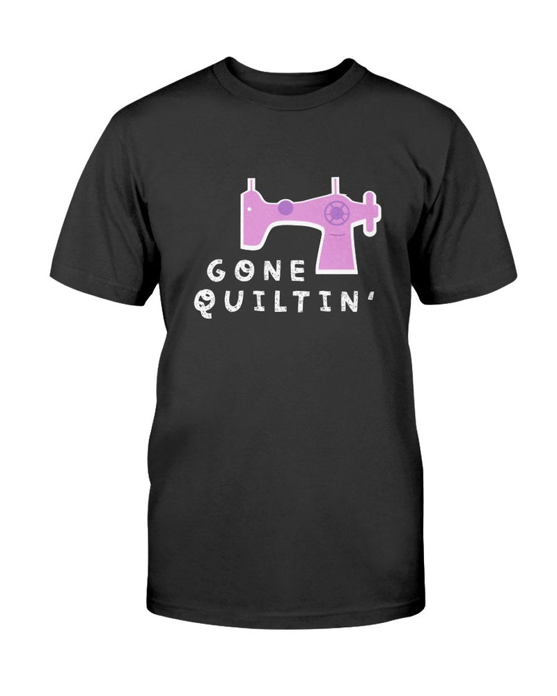 Gone Quilting Tee - Two Chicks Designs